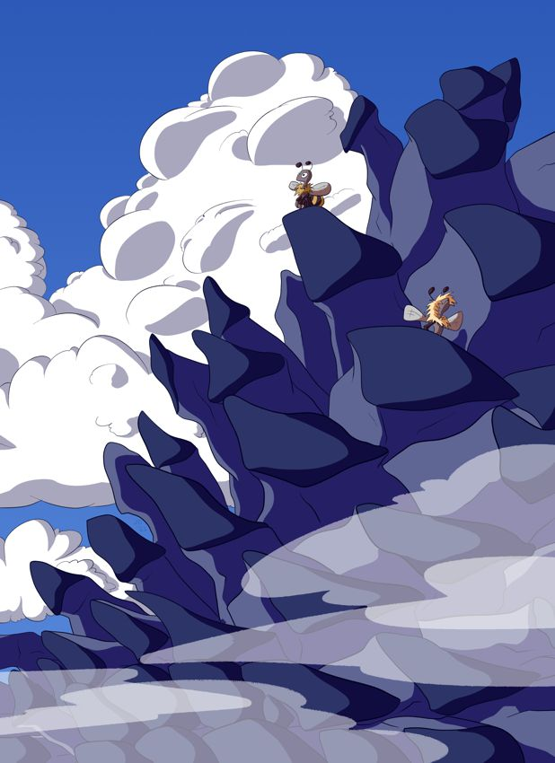 Fractured Mountains