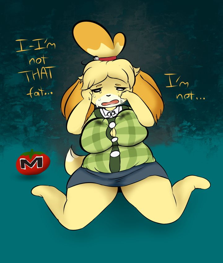 Stop Being Mean to Isabelle....